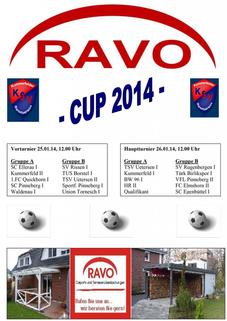 RAVO Cup 2014